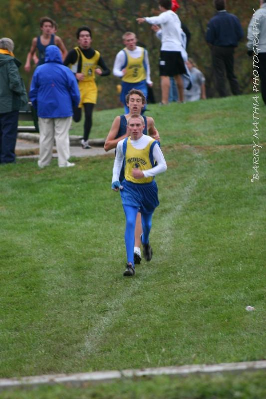 Lawson Cross Country at Richmond 102005 010