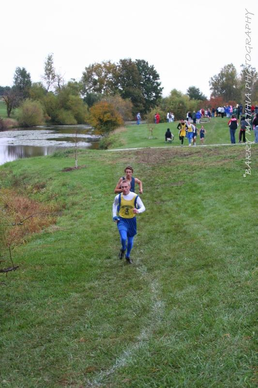 Lawson Cross Country at Richmond 102005 022