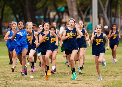 Parkhill Cross Country Meet #2 2013