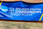 09 November 2012: The Charlotte cross country team welcomed over 80 teams for the 2012 NCAA Southeast Regional on Friday, Nov. 9 a McAlpine Park in Charlotte, North Carolina.