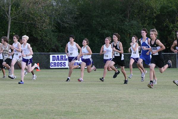 Regional 7-AA 5K Run Cross Country Championship held at Darlington School Thursday afternoon
