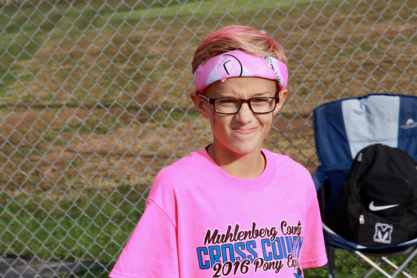 XC Pink Out 2016