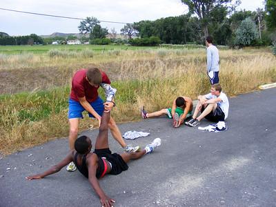 XC Summer Camp '08