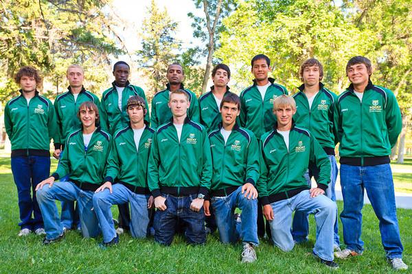 XC, Team Photos '11