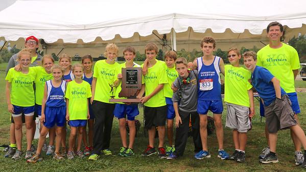 Edited 2013 MS XC State Championship