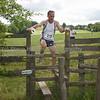 Approx half-way on the Bolly Hill Race 2010  Bollington Hill Race 2010