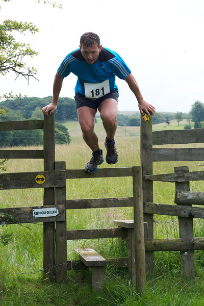 Bollington Hill Race 2012 4