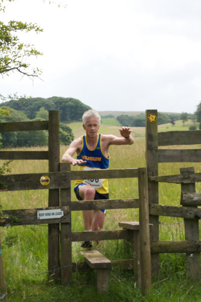 Bollington Hill Race 2012