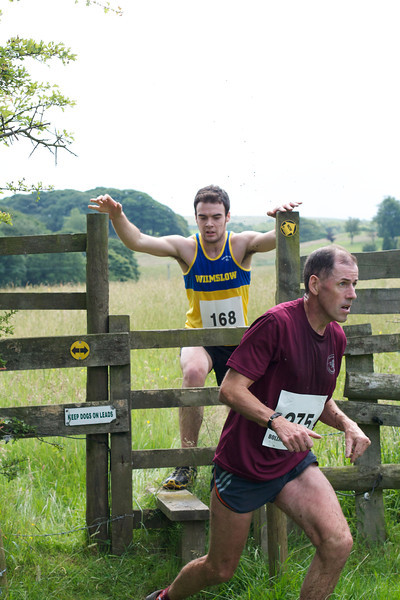 Bollington Hill Race 2012 16
