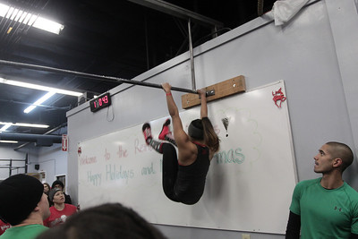 CrossFit Adventures Reindeer Games - Concord, CA - December 14th, 2013