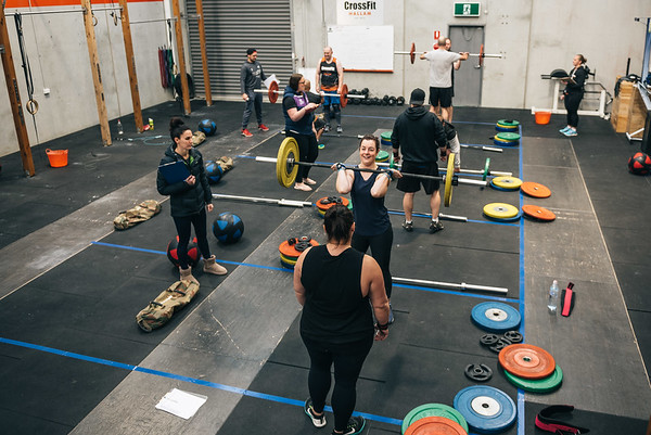 Crossfit Hallam In-House Comp 2017