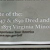 The dates of the various Dred Scott cases.