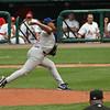 Cubs pitcher Carlos Marmol.