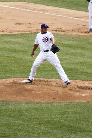 Cubs Game 4/2/11