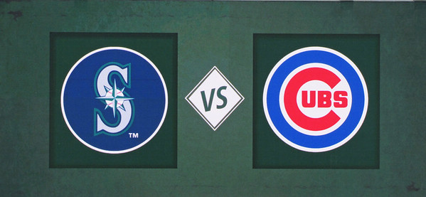 Cubs - Mariners game