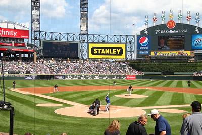 Cubs - Sox Game June 2010