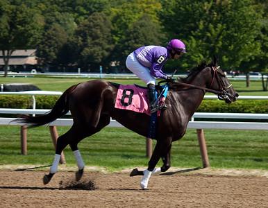 Saratoga Race Course.