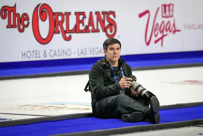 361º World Men's Curling Championship 2018, Orleans Arena, Las Vegas, United States