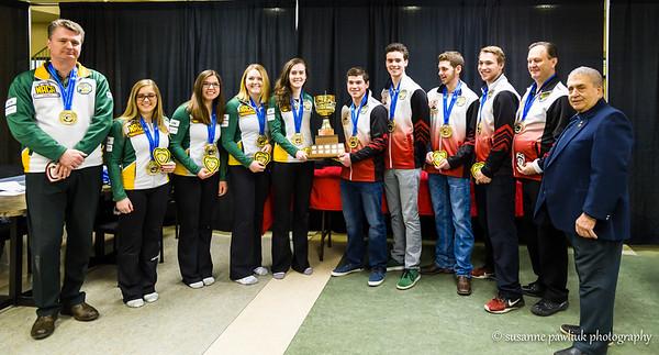 2017 AB Juvenile Curling Provincials