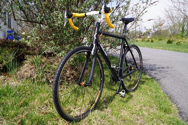 Custom Build X Cross Bike Speedwell Racing