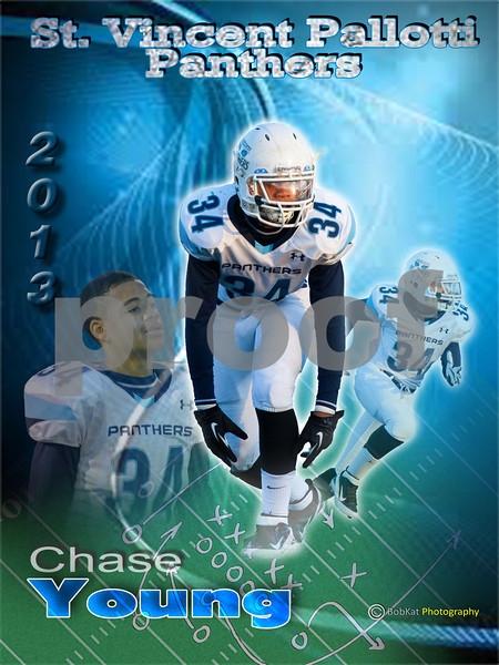 Chase Young Poster