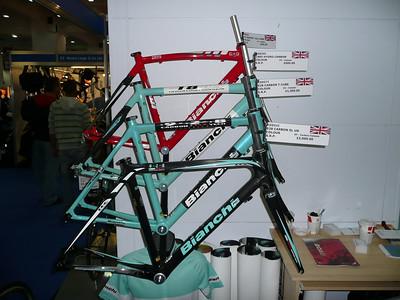 Bianchi Frames.