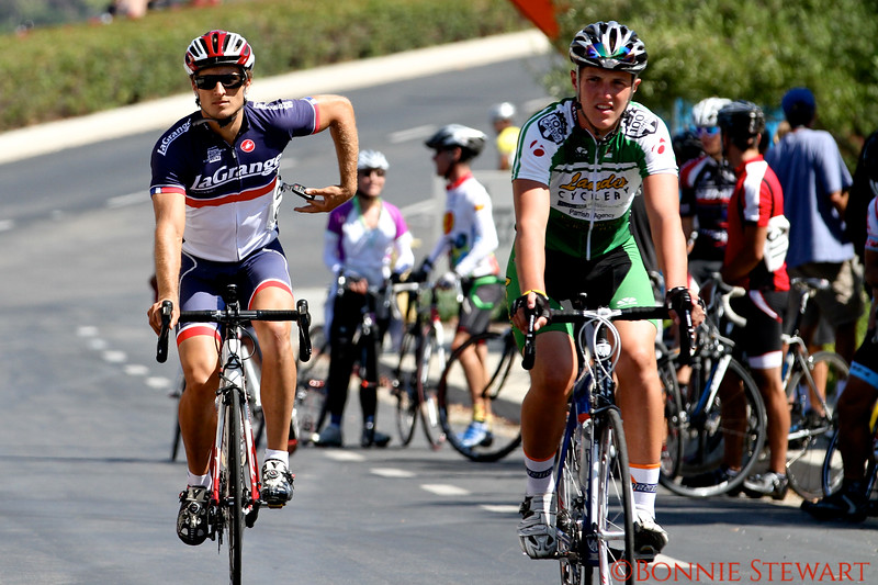 Chris Stewart in the San Marcos Circuit race