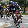 Chris Stewart, lead in the San Marcos Circuit race