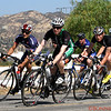 Chris Stewart in the Jailhouse Circuit Race next to the Pitchess Detention Center