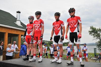 Le Tour de la relève internationale 2012