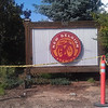 Famous New Belgium brewery, home of Fat Tire beer
