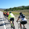 Warm up ride of 55 miles.  Nice steady climb up to Crested Butte..  A real cool town I'd like to return to.  Fast down hill return to Gunnison