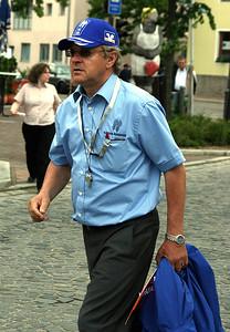 Ewald Strohmeier - Head of Bayern Rundfahrt