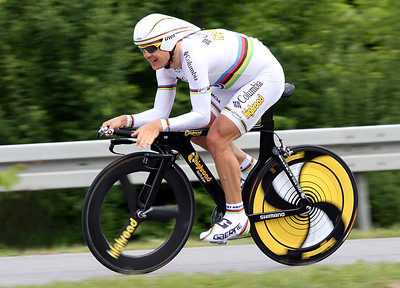 Time Trial World Champion 2008 Bert Grabsch