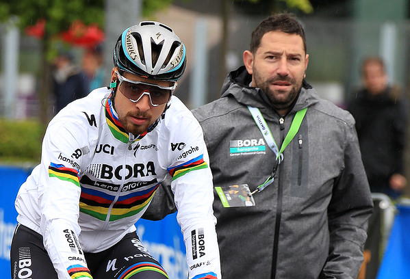 World Champion Peter Sagan - BORA hansgrohe