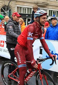 A very tired, but happy Tony Martin at the finish.