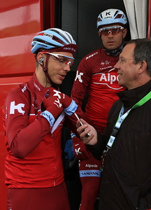 Tony Martin, Alexander Kristoff and Joachim Logisch (Radsport-News)