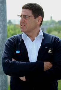 Milram Teamchef van Gerwen