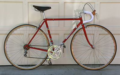 Dan Butlers early 60's Masi special.
