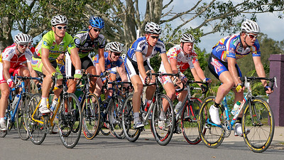 2005 Giro de Brisbane (Giro d'Brisbane) Cycling Criterium, Carina, Brisbane, Australia; linked to the Abruzzo Club. Photos by Des Thureson:  http://disci.smugmug.com