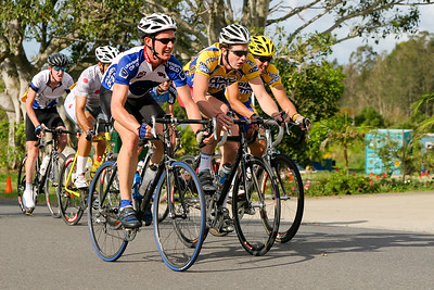 UQ Rider Peter Garrone - 2005 Giro de Brisbane (Giro d'Brisbane) Cycling Criterium, Carina, Brisbane, Australia; linked to the Abruzzo Club. Photos by Des Thureson:  http://disci.smugmug.com