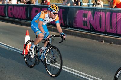 Jack Bobridge - Noosa Men's Cycling Grand Prix, 2010. Noosa Triathlon Multi Sport Festival, 30 October, Sunshine Coast, Queensland, Australia.
