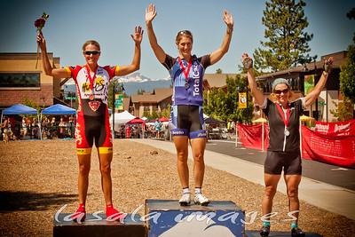 Masters women 40+ podium:  1st Brenna Lopez-Otero 2nd 3rd Shoshana Foxwell
