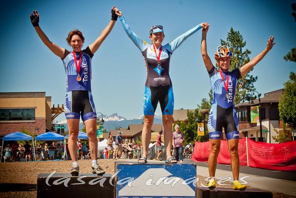 Masters women 50+ podium  1st Jan Moss 2nd Helen Grogan 3rd Ina McLean
