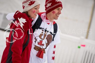 Canadians representing!