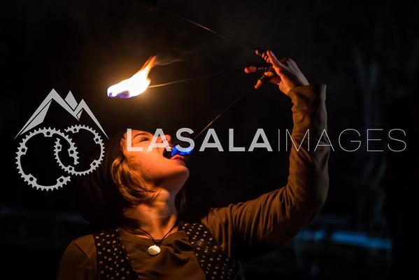 Tasty fire