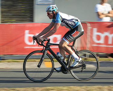 "Panning the Camera with a Low Shutter Speed (""Speed Blur"") - Noosa Subaru Men's Australian Open Criterium (Cycling) - 2013 Super Saturday at the Noosa Triathlon Multi Sport Festival, Noosa Heads, Sunshine Coast, Queensland, Australia. Camera 2. Photos by Des Thureson - http://disci.smugmug.com"
