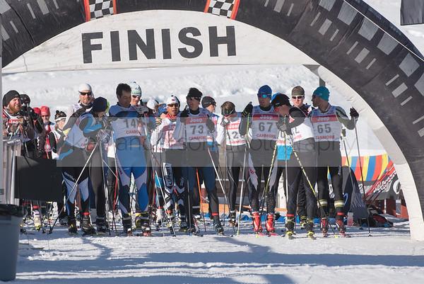 2016 Grizzly Fat Bike, Ski Marathons & Winter Triathlon