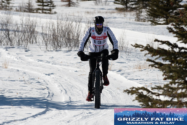 2019 Grizzly Fat Bike Marathon & Relay