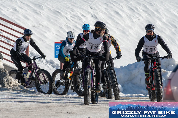 2019 Grizzly Fat Bike Marathon & Relay